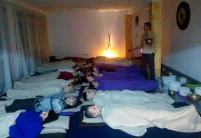 Meditacion Cuencos Gongs San Martin