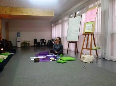 Curso Yoga Nidra