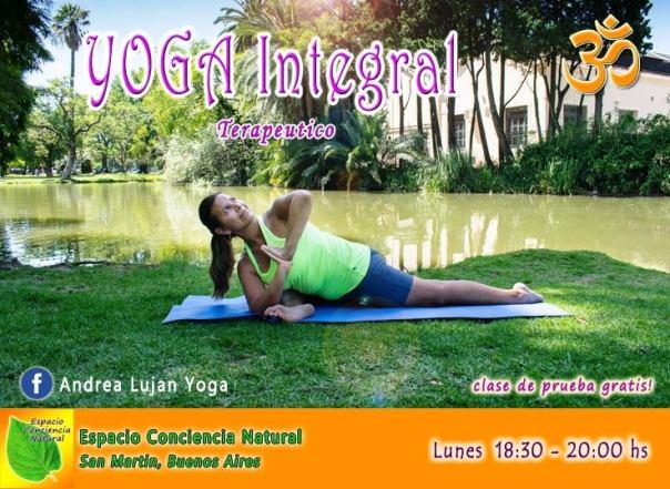 Hatha Yoga Integral | Espacio Conciencia Natural